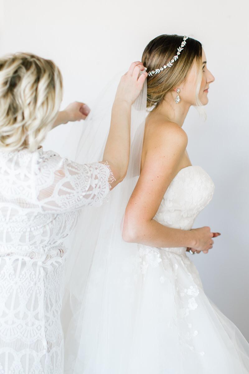 Parts Of A Wedding.Home Blush Bridal Boutique